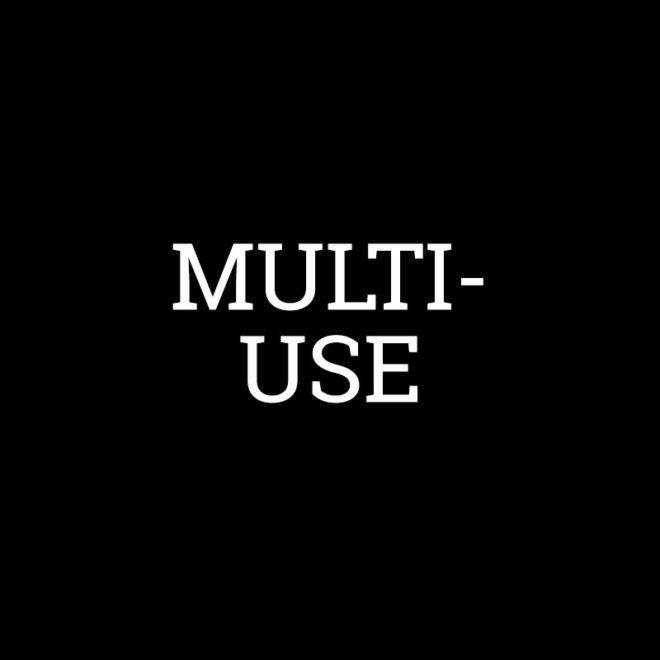 Multi-use